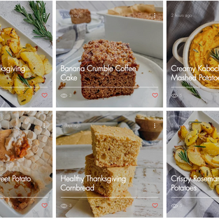 Vegetarian Thanksgiving Round-Up