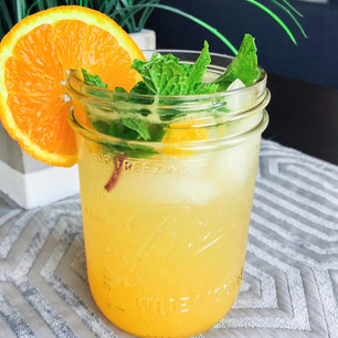 Refreshing Orange Vodka Cocktail