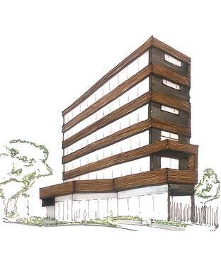 Edificio Pova - Apartasuites