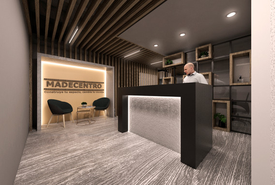 Madecentro - Recepción