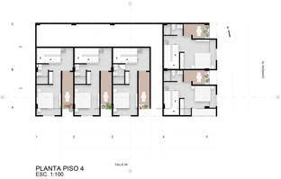 El Estadio - piso 4