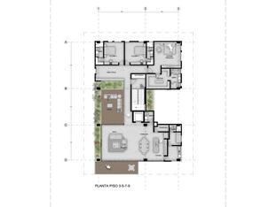 Alejandría - piso típico