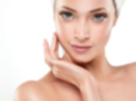 Woman with smooth skin using Ultherapy Treatment by iAesthetics Clinic in Singapore
