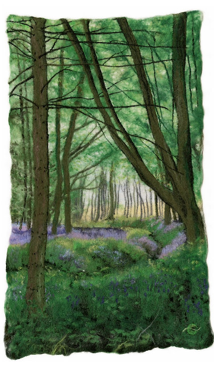 The Bluebell Wood (2016)