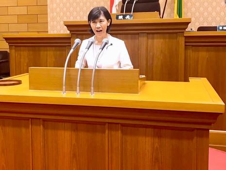 『上関原発建設計画に対する委員会審査結果の不採択』についての反対討論 7/2愛媛県議会最終日