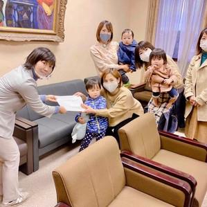 12/1『新型コロナワクチン市民政策パッケージ(答申)』の受け取り