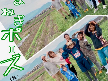 11/22第二回『愛媛県をオーガニック給食にする勉強会&チーム畑の自然栽培畑』学習会