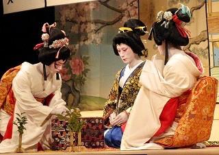 『川瀬歌舞伎』保存について11/27