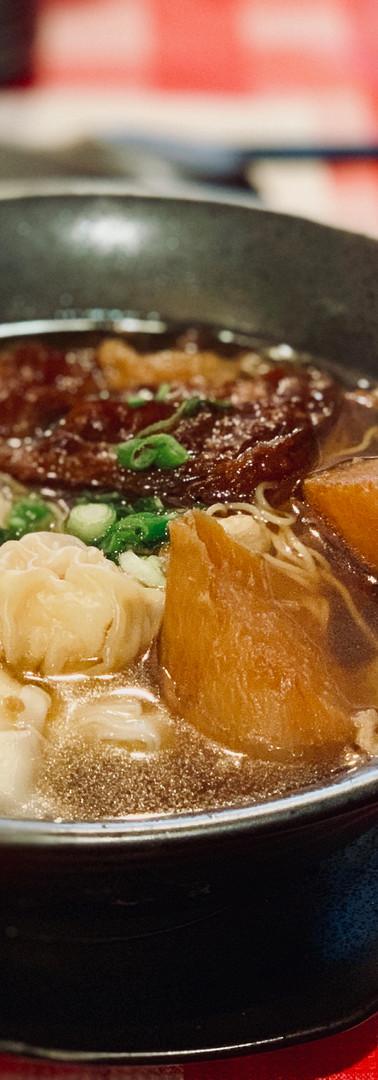 Beef Brisket Combo Noodle
