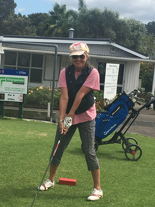 Whacky Golf