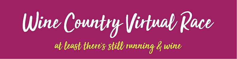 Wine Country Virtual Race Temecula Half Marathon & 5K