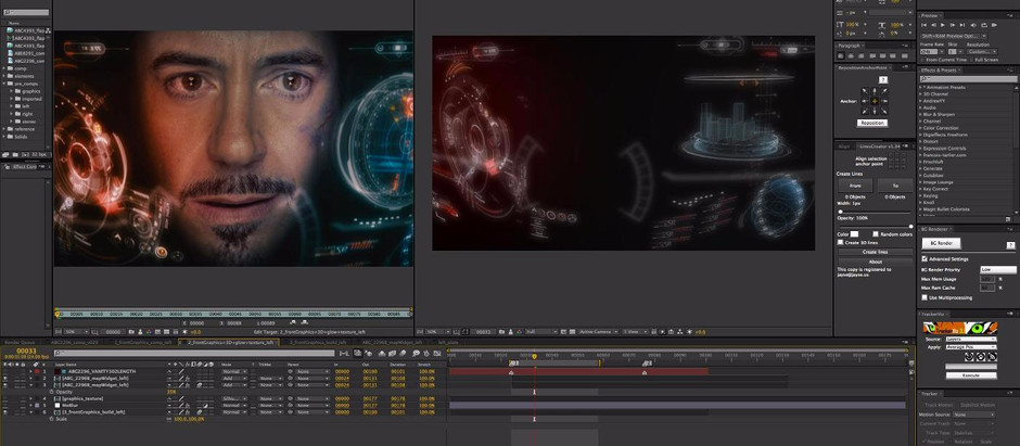 Базовый курс Adobe After Effect