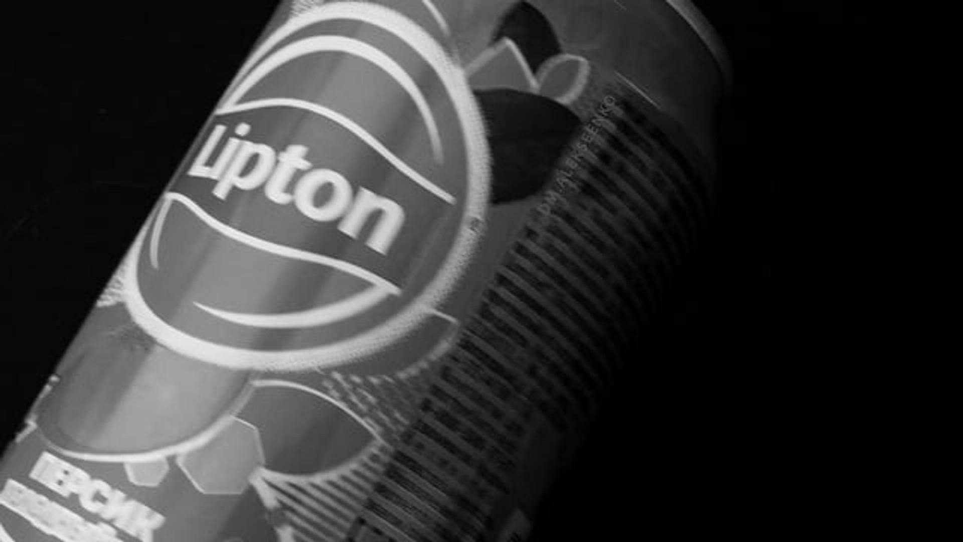 Проморолик Lipton ice tea