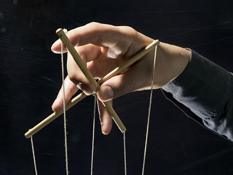 Prick Attack 4: Domination Strategy 2: Manipulation
