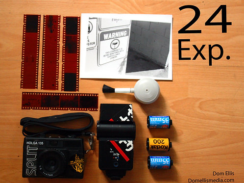 24 EXP. Photography Book