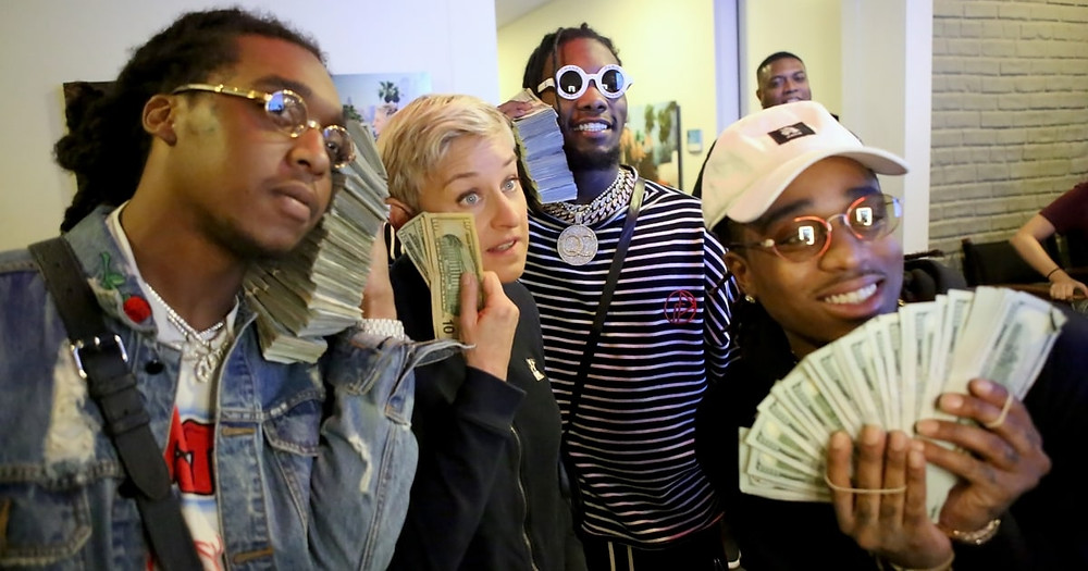 Migos With The Bands