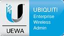 Ubiquiti Enterprise Wireless Admin Accreditation