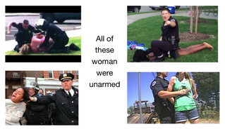 Police misconduct and the #metoo movement.