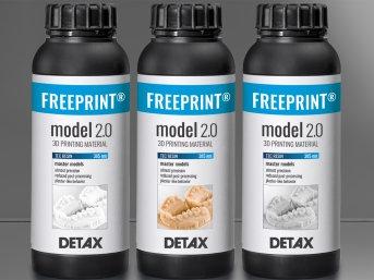 DETAX Freeprint® model 2.0 | 385nm UV