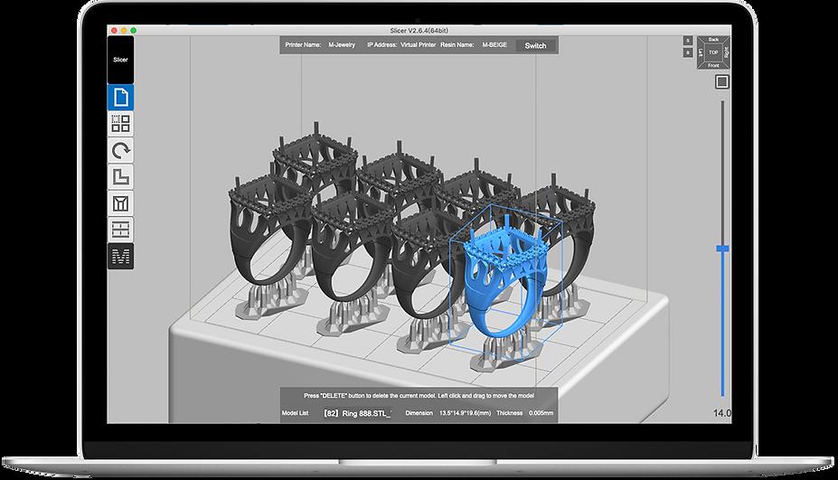 Drukarka 3D DLP, M-series