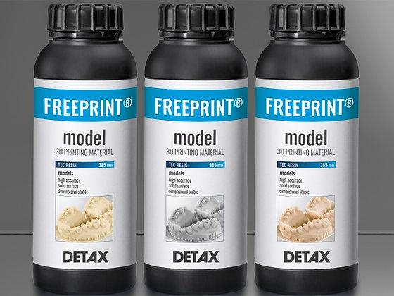 DETAX Freeprint® model | 385nm UV