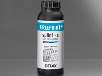 DETAX Freeprint® splint 2.0 | 385nm UV