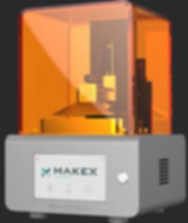 M-ONE drukarka 3D DLP,