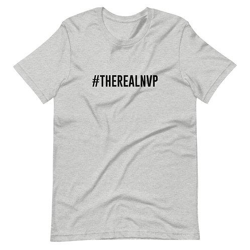 Short-Sleeve Unisex NVP T-Shirt / Black Logo