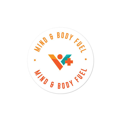 Mind & Body Sticker