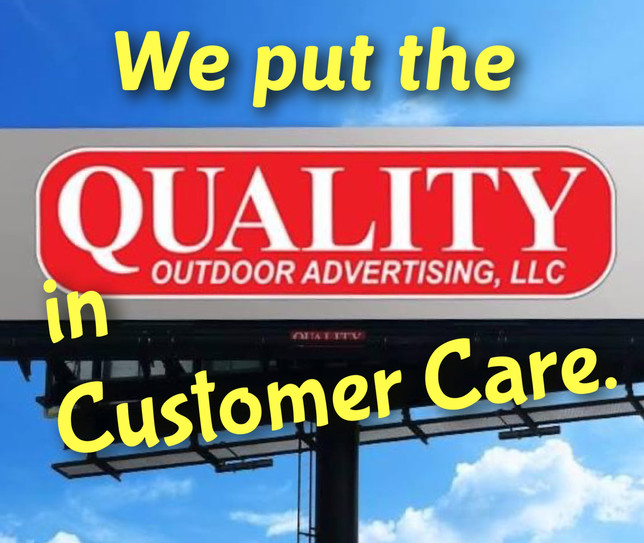 Quality Business + Quality Advertising = Success!