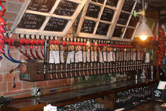 30 of the best beers on tap -EVERY DAY!