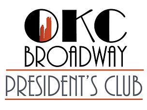 OKC Broadway President's Club