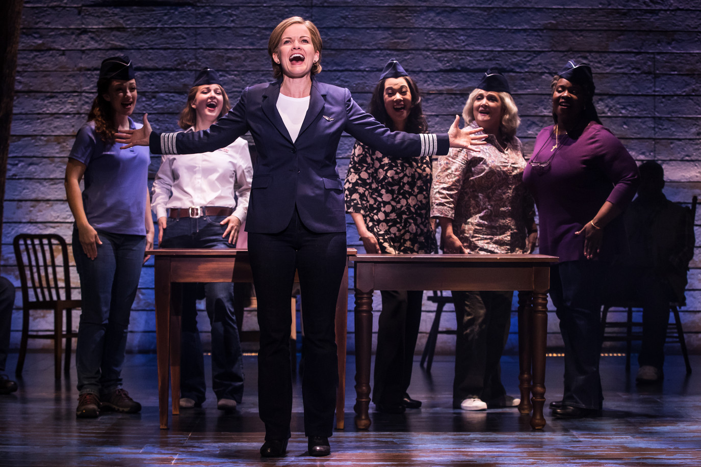 The First North American Tour Cast of COME FROM AWAY
