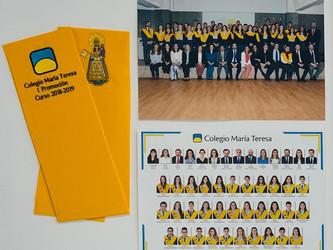 La primera promoción del colegio consigue un 95% en los resultados de la EVAU