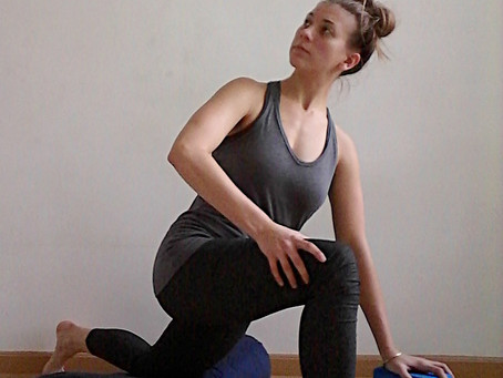 Supporting Your Yoga Practice
