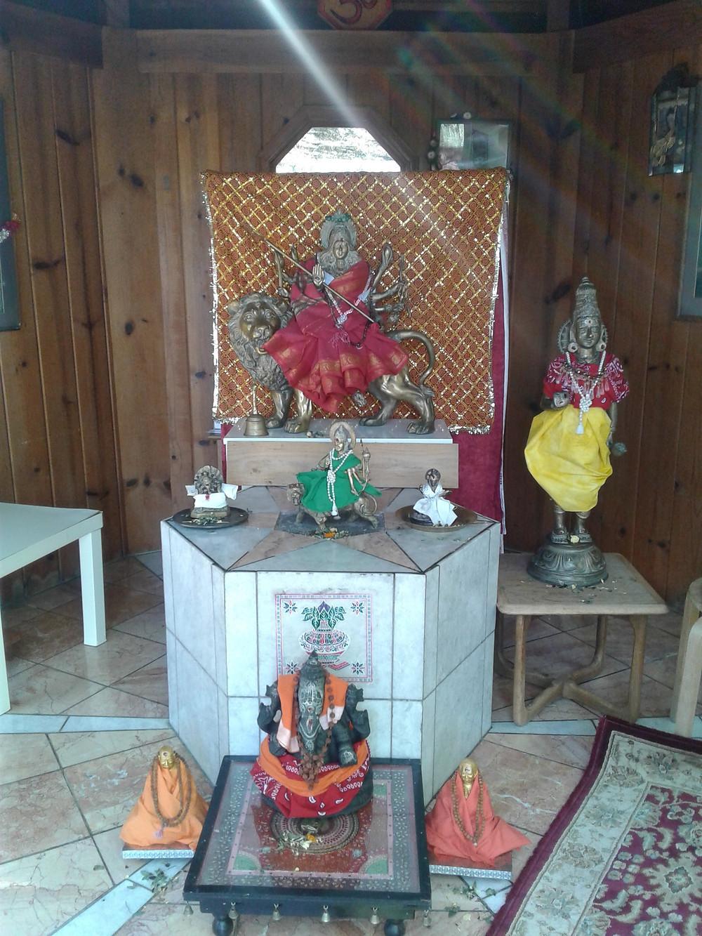 Durga Ma on her Lion