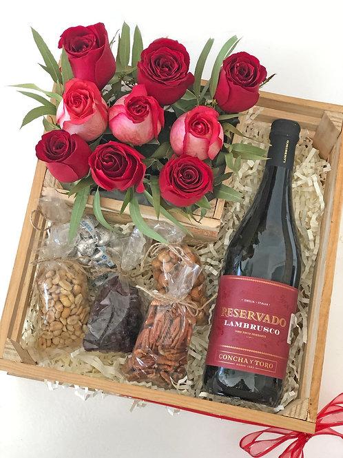 Father's Day Wine Box