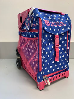 Zuca bag.  Great condition.  Contact texacaligrrl@gmail.com.