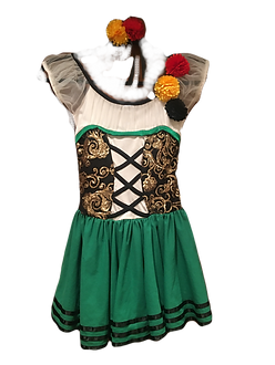 For ze fraulein! Classic skating dress, gently worn. email pilartumolo@gmail.com