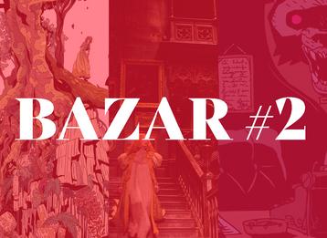Bazar #2: Sorcières, fantômes, vampires et trolls