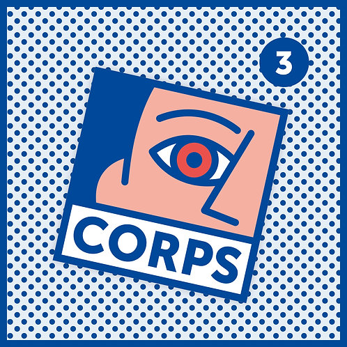 Stickers CORPS