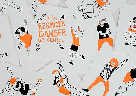 Regarder danser les gens
