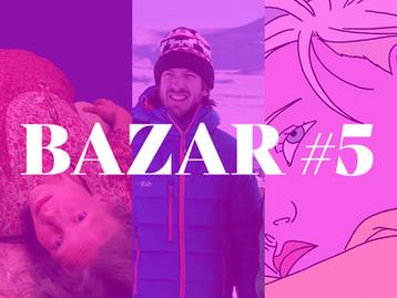 Bazar #5: Une sirène, le Groenland et deux soeurs