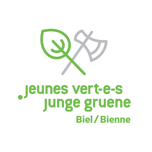 jeunes vert-e-s Bienne / junge gruene Biel
