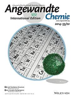 Angew. Chem. Int. Ed. 2014, 53_cover pic