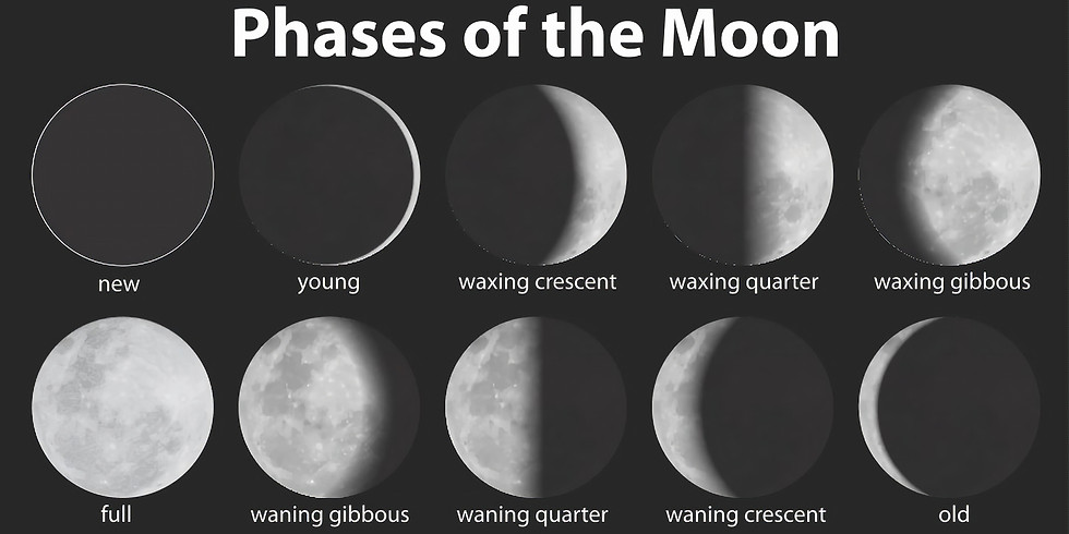 NEW MOON ( NEW MONTH)