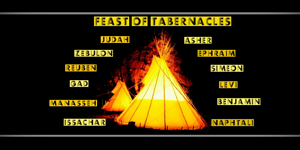Feast Of Tabernacles/ Sukkot