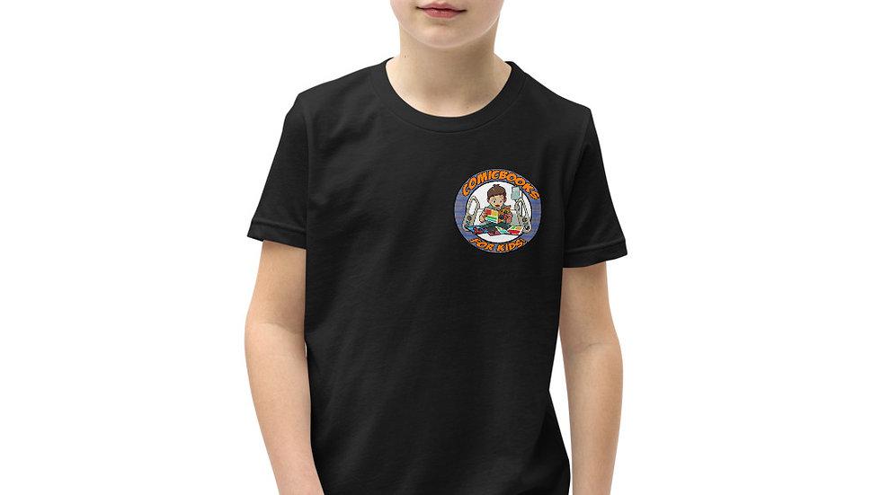 Youth Classic CB4K Logo Short Sleeve T-Shirt