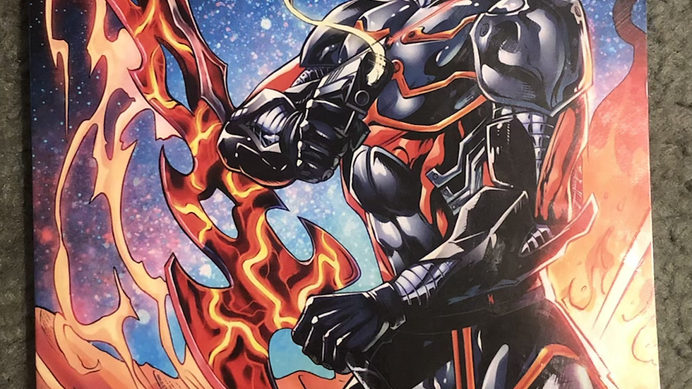 Xenonanite Titan: The Fall Before the Rise (book 1)