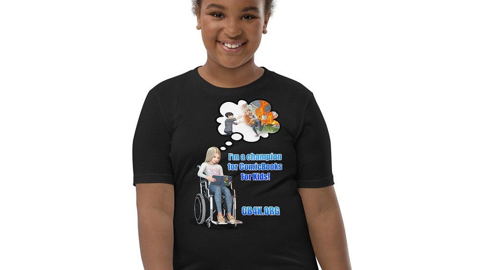 Youth Wendy Shaner CB4K Short Sleeve T-Shirt